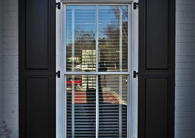 Outdoor Shutters of Harmony Line 3
